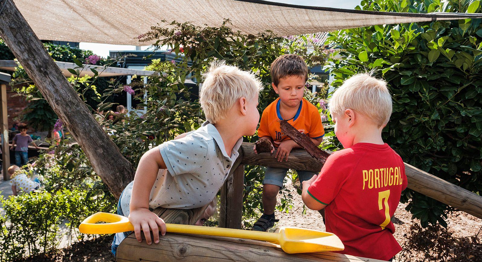 Villa Yip Kinderdagverblijf is een eigentijdse kinderopvangorganisatie. Onze sfeervolle kindervilla vind je in Veldhoven.